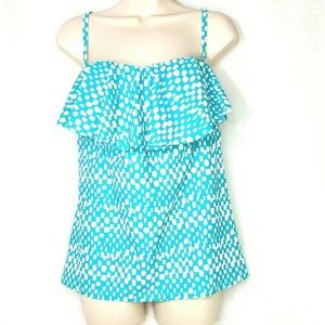 Catalina Swim Tank Top Tankini Women Size XL 16 18